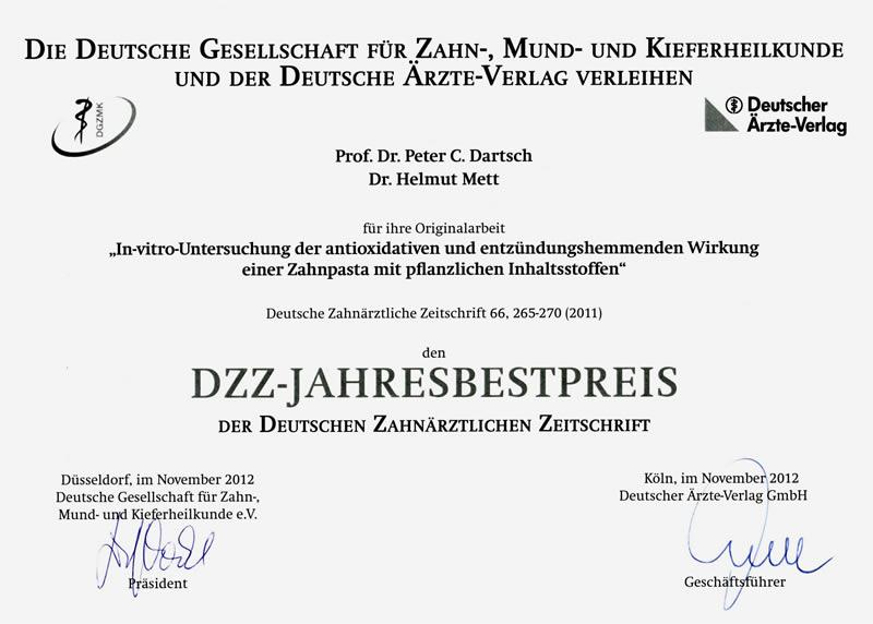 Bestpreis DZZ